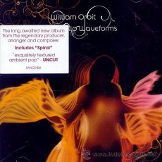CDs de Música: WILLIAN ORBIT * CD * HELLO WAVEFORMS * PRECINTADO!! * RARE!!. Lote 53327658