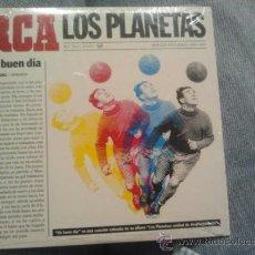 CDs de Música: LOS PLANETAS UN BUEN DIA CD SINGLE 2TEMAS BMG 2000 EX++/EX++ RARO . Lote 33837817