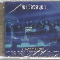 CDs de Música: QUILAPAYUN - GRANDES ÉXITOS - CD EMI NUEVO. Lote 34652696