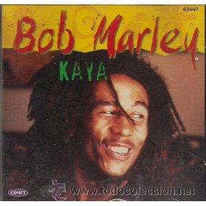 BOB MARLEY – KAYA -COMET CD ORIGINAL MADE IN GERMANY DESCATALOGADO RARO 14 TEMAS (Música - CD's Reggae)