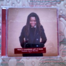CDs de Música: CD TRACY CHAPMAN. LET IT RAIN. Lote 33947437