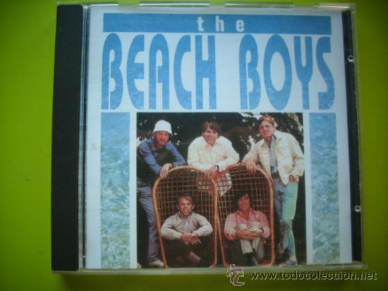 THE BEACH BOYS SURFER GIRL CD ALBUM / (Música - CD's Rock)