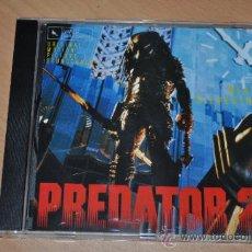 CDs de Música: CD BANDA SONORA PREDATOR 2 - 1990 - ALAN SILVESTRI COMPLETAMENTE NUEVO. Lote 33989627