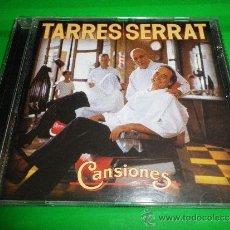 CDs de Música: JOAN MANUEL SERRAT CANSIONES TARRES SERRAT CD ALBUM DEL AÑO 2000 CONTIENE 14 TEMAS. Lote 50904771