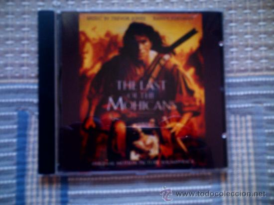 CD BSO: THE LAST OF THE MOHICANS (EL ULTIMO MOHICANO) (Música - CD's Bandas Sonoras)