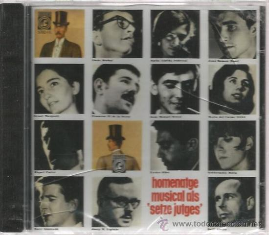 CD NOVA CANÇO : HOMENATGE MUSICAL ALS SETZE JUTGES (40 TRACKS ) (Música - CD's Otros Estilos)