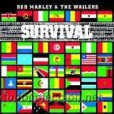 CD de Música: CD BOB MARLEY AND THE WAILERS - SURVIVAL. Lote 34028156