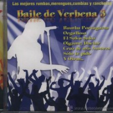 CDs de Música: BAILE DE VERBENA 3. Lote 220691615