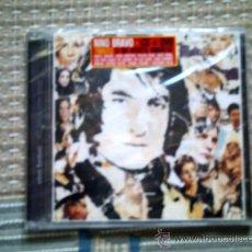 CDs de Música: CD+ DVD NINO BRAVO. 40 AÑOS CON NINO (MARTA SANCHEZ, ROSARIO, AMAIA MONTERO, BISBAL...). Lote 34063319