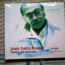 CDs de Música: CD JOYAS DEL FLAMENCO EL PAIS. JUAN HABICHUELA: CAMPO DEL PRINCIPE (PRECINTADO). Lote 34063466
