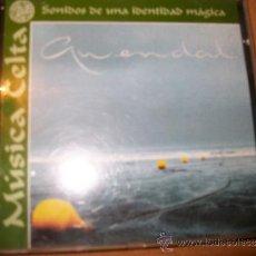 CDs de Música: MUSICA CELTA - GWENDAL - RBA. Lote 34080613