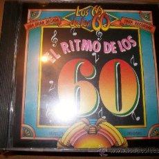 CDs de Música: SANTANA - EL RITMO DE LOS 60 - PRECINTADO. Lote 34080822