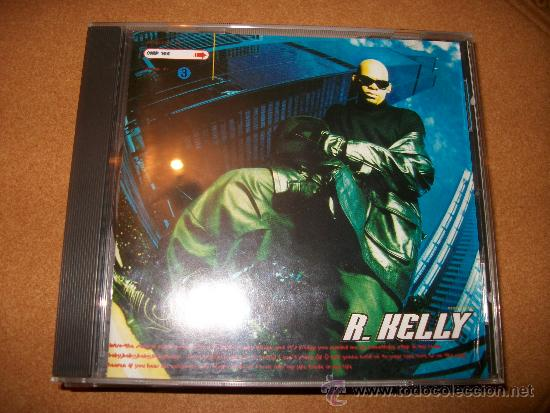 R. KELLY – R. KELLY (Música - CD's Hip hop)