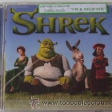 CDs de Música: BSO - SHREK - CD - SMASH MOUTH - SKG 2001 - NUEVO PRECINTADO. Lote 34111090