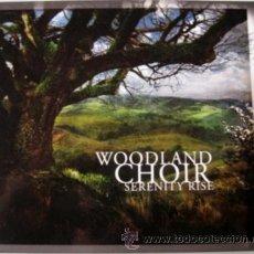 CDs de Música: WOODLAND CHOIR - SERENITY RISE - CD - DIGIPACK ED. LIMITADA 500 - TENHI OCTOBER FALLS - COMO NUEVO . Lote 34183781