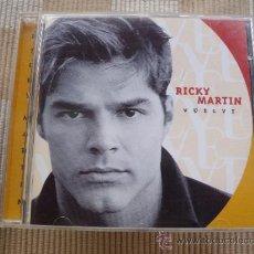 CDs de Música: RICKY MARTIN--VUELVE. Lote 34198376