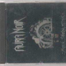CDs de Música: CD AURA NOIR : BLACK TRASH ATTACK . Lote 34225539