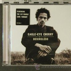 CDs de Música: EAGLE-EYE CHERRY DESIRELESS CD . Lote 34261559