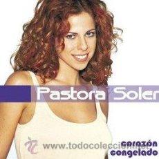 CDs de Música: PASTORA SOLER - CORAZON CONGELADO CD. Lote 34261687