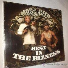 CD de Música: MOBB DEPP - BEST ON THE BIZNESS CD NEW . Lote 34270705