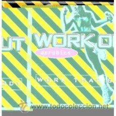CDs de Música: WORK OUT AEROBICS CD. Lote 34275045