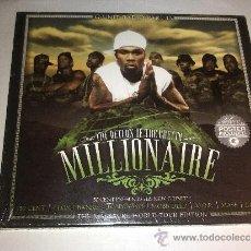 CD de Música: THE RETURN OF THE GHETTO MILLIONAIRE . CD PRECINTADO . Lote 34350900