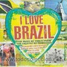 CDs de Música: I LOVE BRAZIL - CD PRECINTADO . Lote 34350937