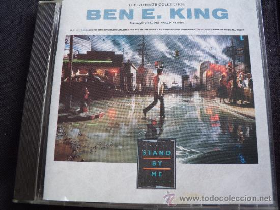 BEN E. KING – THE ULTIMATE COLLECTION: STAND BY ME (Música - CD's Jazz, Blues, Soul y Gospel)