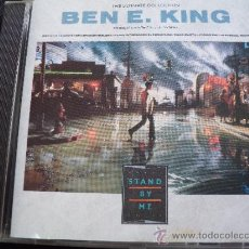 CDs de Música: BEN E. KING – THE ULTIMATE COLLECTION: STAND BY ME . Lote 34366204