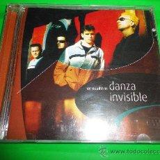 CDs de Música: DANZA INVISIBLE EN EQUILIBRIO CD ALBUM DEL AÑO 1998 CONTIENE 11 TEMAS JAVIER OJEDA. Lote 34355973