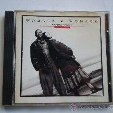 CDs de Música: WOMACK & WOMACK - FAMILY SPIRIT - CD. Lote 34359602