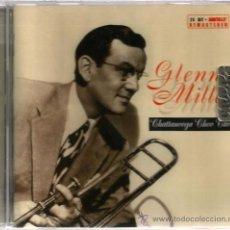 CDs de Música: CD GLENN MILLER (CHATTANOOGA CHOO-CHOO, STARDUST, IN THE MOOD, SUMMERTIME, ETC ). Lote 34373257