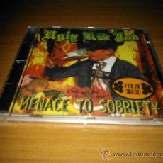 CDs de Música: CD UGLY KID JOE 1995 - MENACE TO SOBRIETY. Lote 34386279