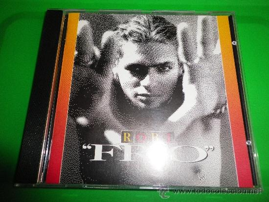 ROBI DRACO ROSA FRIO CD ALBUM DEL AÑO 1994 CONTIENE 13 TEMAS MENUDO RICKY MARTIN (Música - CD's Latina)