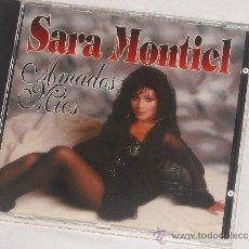 CDs de Música: SARA MONTIEL-AMADOS MIOS-PRIMERA EDICION. Lote 34402769