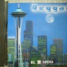 CDs de Música: REGGAE EL 9 NOU CD ALBUM VERSIONES ORIGINALES PEPETO. Lote 34409690