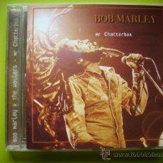 CDs de Música: BOB MARLEY / MR CHATTERBOX /CD ALBUM. Lote 47630642