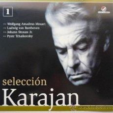 CDs de Música: CD. ORQUESTA FILARMONICA DE VIENA KARAJAN. GASTOS DE ENVIO 5€ PARA ESPAÑA . Lote 34411555
