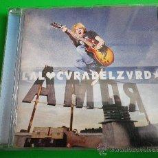 CDs de Música: LA LOCURA DEL ZURDO CD ALBUM 2011 DUO CON PIGNOISE CONTIENE 11 TEMAS + VIDEOCLIP VANESSA KLEIN. Lote 34427729