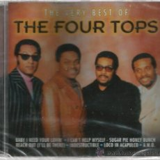 CDs de Música: CD THE FOUR TOPS - THE VERY BEST . Lote 34430958