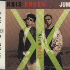CDs de Música: KRIS KROSS JUMP CD MAXI. Lote 34443632