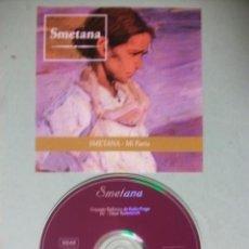 CDs de Música: SMETANA MI PATRIA CD. Lote 26810091