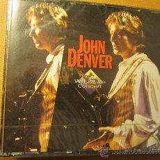 CDs de Música: CD DOBLE DE JOHN DENVER- TITULO THE WILDLIFE CONCERT- ORIGINAL DEL 95- ¡¡¡NUEVO PLASTIFICADO¡¡¡. Lote 34452103