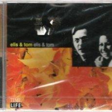 CDs de Música: CD ELIS REGINA & ANTONIO CARLOS JOBIM : ELIS & TOM - MUSICAS DO BRASIL . Lote 34460347