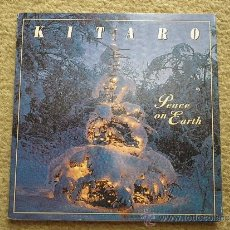 CDs de Música: KITARO PEACE ON EARTH CD SINGLE PROMOCIONAL CADENA 100 PORTADA DESPLEGABLE 4 TEMAS 1997. Lote 34476062