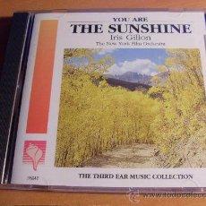 CDs de Música: IRIS GILLON ( YOU ARE THE SUNSHINE) CD 1989 (CD14). Lote 34519110
