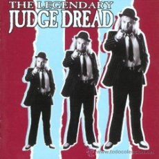 CDs de Música: JUDGE DREAD * 2 CD * THE LEGENDARY JUDGE DREAD * PRECINTADO!! REGGAE SKA. Lote 36641330