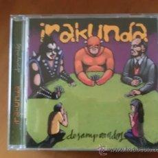 CDs de Música: IRAKUNDA - DESAMPARADOS - 12 TEMAS. Lote 34515782