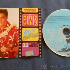 CDs de Música: ELVIS PRESLEY CD BLUE HAWAII 1997. Lote 34555366