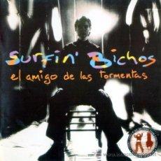 CDs de Música: SURFIN BICHOS * DELUXE 2CD * EL AMIGO DE LAS TORMENTAS +FAMILY ALBUM * PRECINTADO!!. Lote 47419905